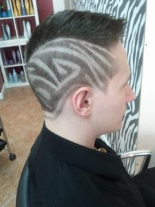 coiffure tribal