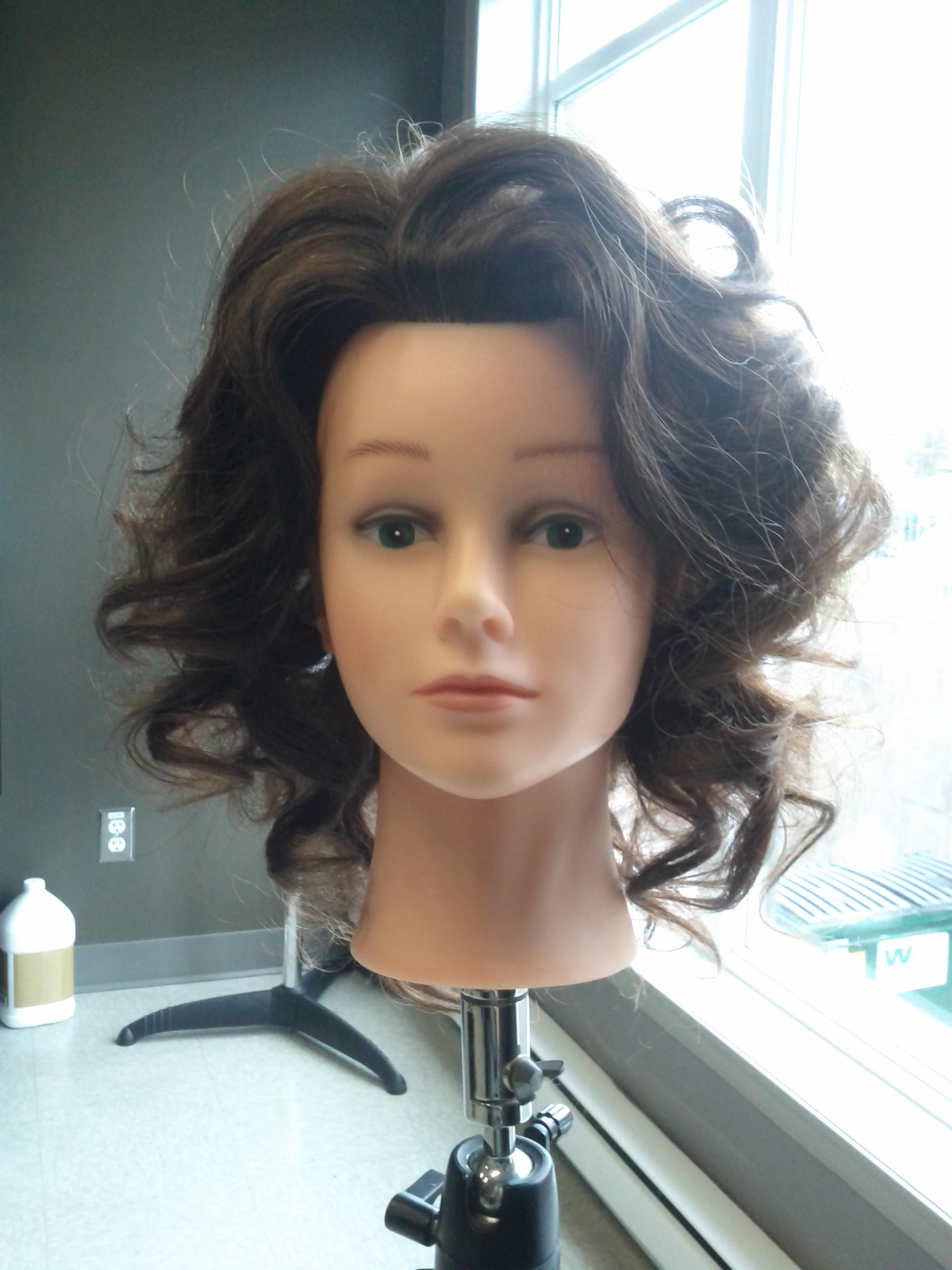 Coupes de cheveux leçons des hommes pour les coiffeurs débutants