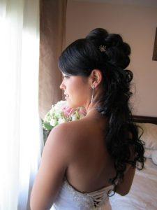 Chignon de mariée- RJO coiffure