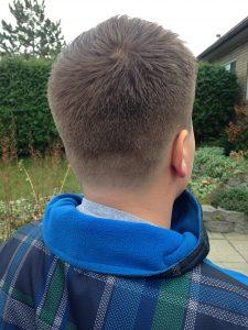 fade haircut-Longueuil-Quebec-CANADA