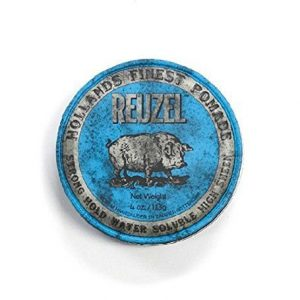 Reuzel blue strong hold water soluble 4oz