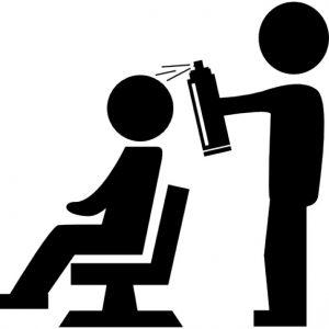 1. Produits de coiffure