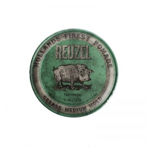 Reuzel grease medium hold pomade 4oz