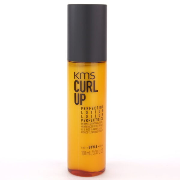 KMS Curl Up perfecting lotion KMS lotion Perfectrice 3.3 FL.OZ. / 100ml
