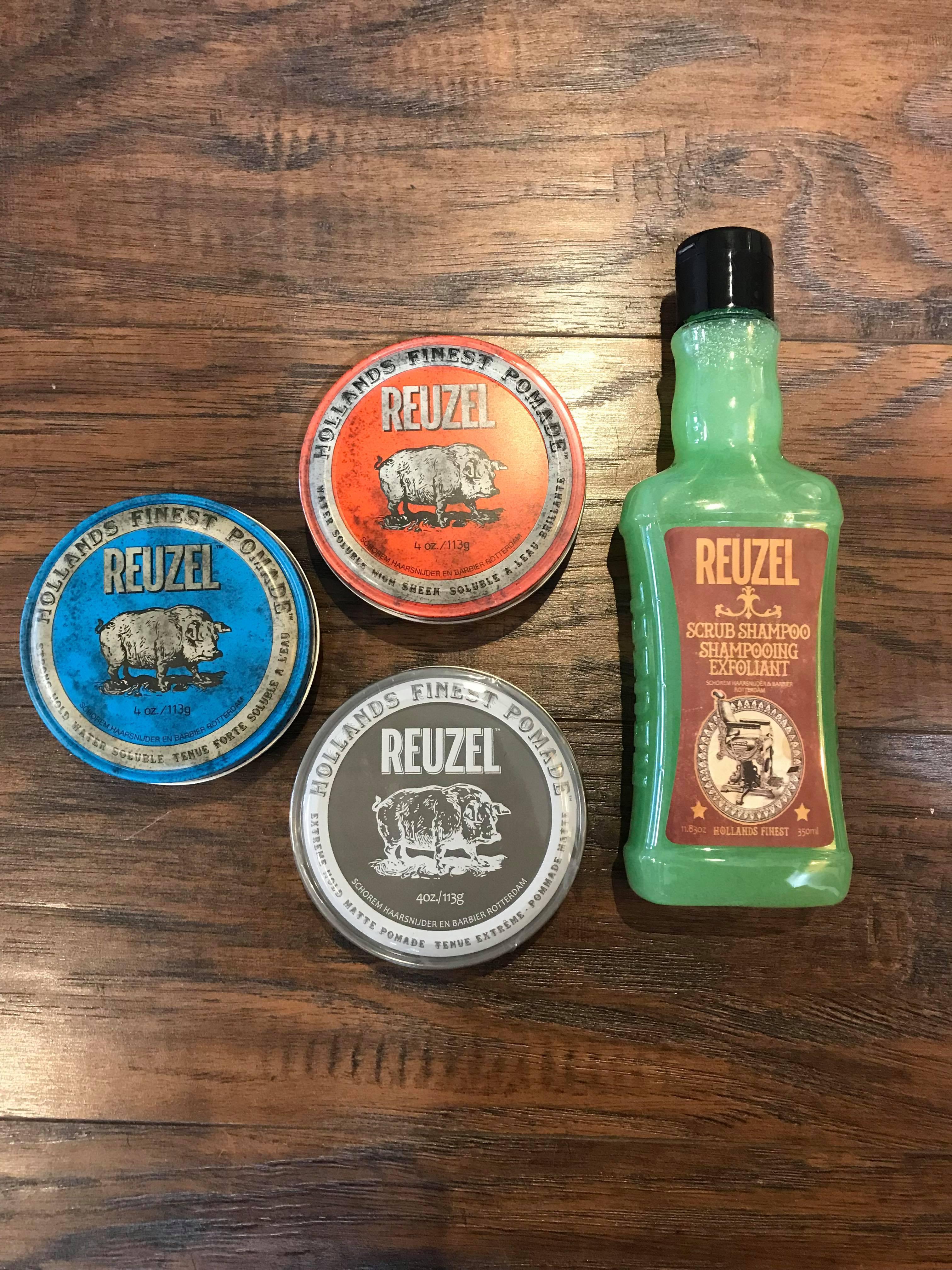 Produits de coiffure pour homme: Reuzel, à Longueuil sur la Rive-Sud ...