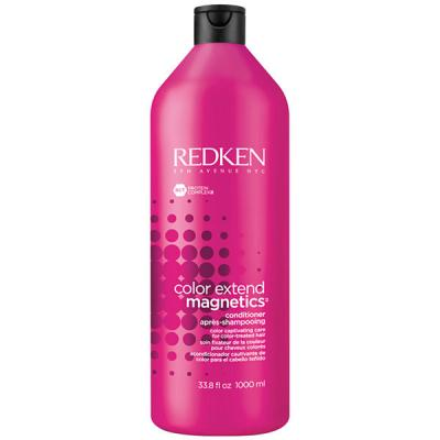 Redken Color Extend Magnetics Revitalisant Sans Sulfate Pour Cheveux Colorés 33.8 fl oz/1000ml COLOR
