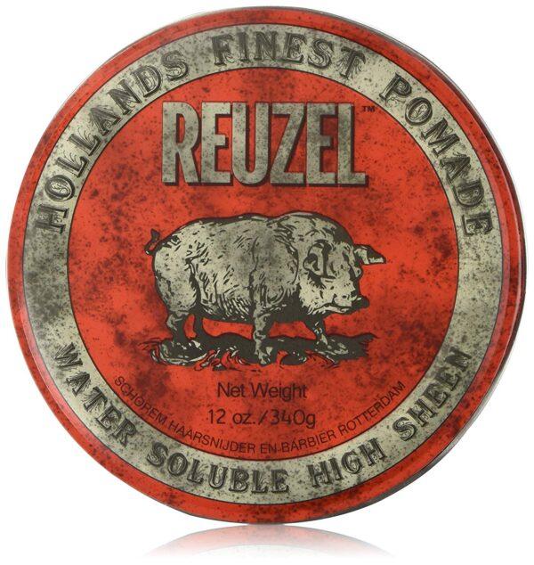 Reuzel Rouge Water Soluble Pomade High Sheen 12oz/340g.