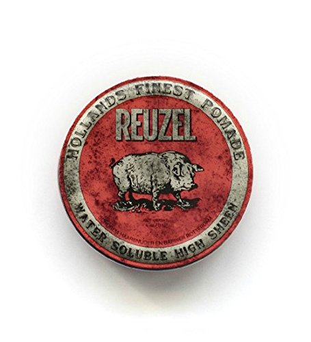 Reuzel Rouge Water Soluble Pomade High Sheen 4oz/113g.