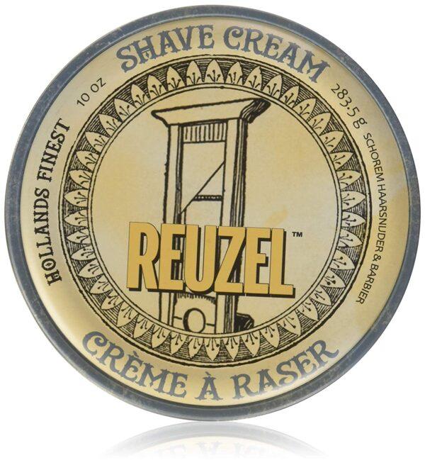 Reuzel Shave Cream Reuzel Crème à Raser Quotidien 10oz 283.5g.