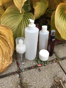 Bouteille plastique vide a vendre