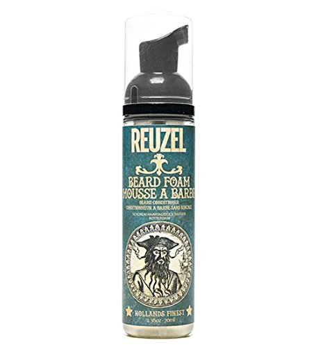 Reuzel Beard Foam Reuzel Mousse À Barbe 2.36oz/70ml.