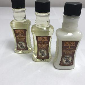 2 Reuzel Daily Shampoo Reuzel Shampooing Quotidien 100ml et 1 Reuzel Daily Conditioner Reuzel Revitalisant Quotidien 100ml