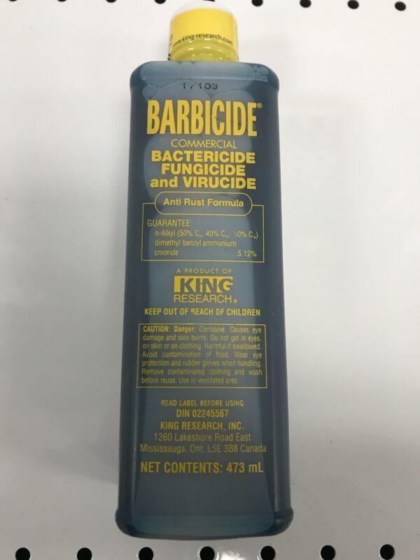 Désinfectant Barbicide 473 ml 16oz