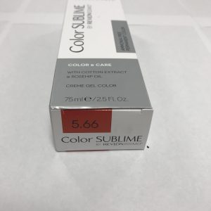 IMG_Color SUBLIME BY REVLONISSIMO 5.66 chataîn clair rouge intense 75ml
