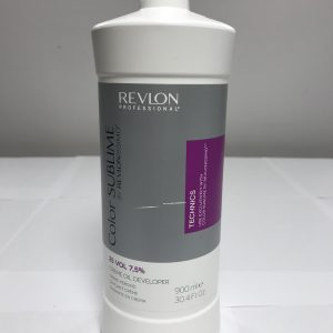 Oxydant crème Oil Developer Color Sublime By Revlonissimo 25 VOL 7,5% 900ml