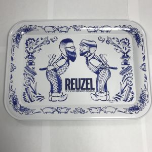REUZEL Stache Tray (Hand-Drawn Art)