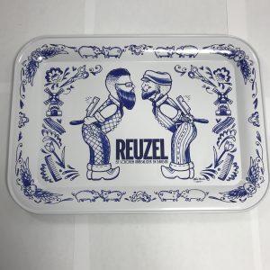 REUZEL Stache Tray (Hand-Drawn Art)