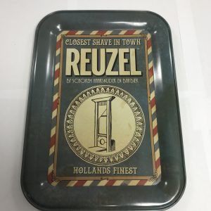 REUZEL Stache Tray (Old Fashioned Guillotine)