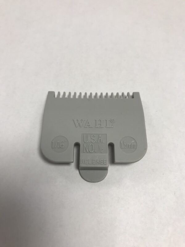 Wahl peigne à 1.5mm Lime Gray