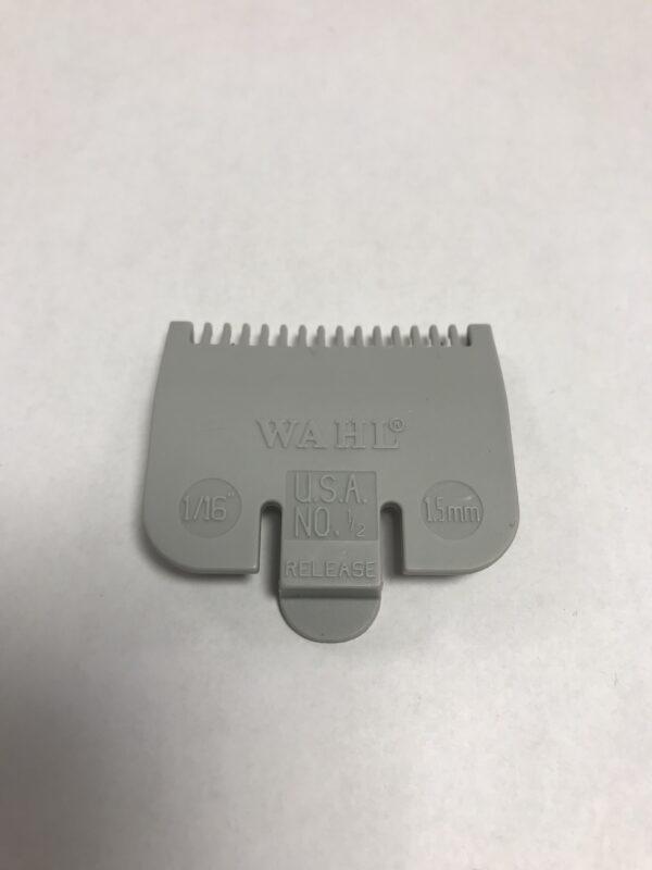 Wahl peigne à 1.5mm Lime Gray