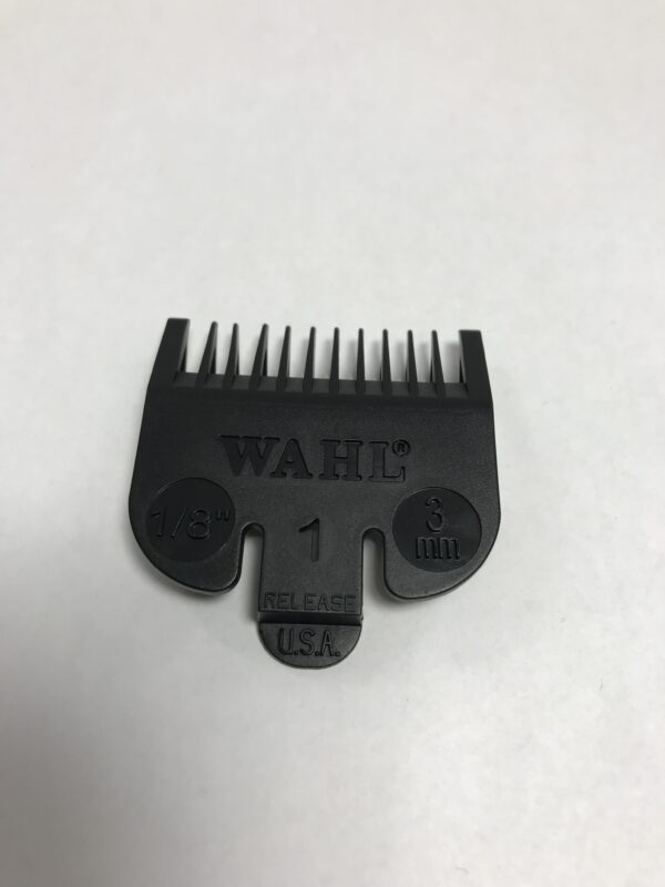Wahl peigne à 3mm Lime Black