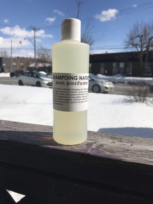 Shampoing naturel 250ml